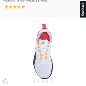 Nike Shoes - Woman's air max motion 2